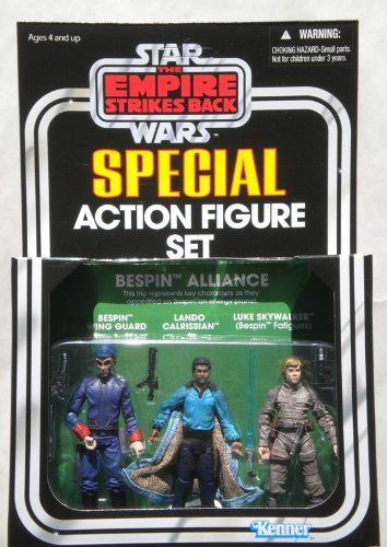 Star Wars 2010 Vintage Collection Exclusive Bespin Alliance Action Figure Set >>> See this great product.Note:It is affiliate link to Amazon.