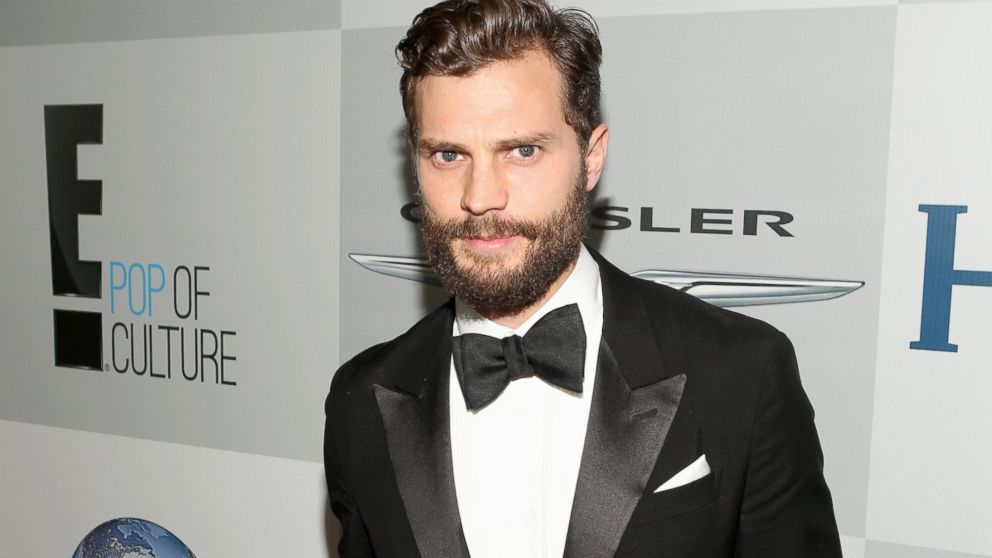 'Fifty Shades of Grey': Jamie Dornan Responds to Exit Rumors - ABC NEWS #50ShadesOfGrey, #JamieDornan