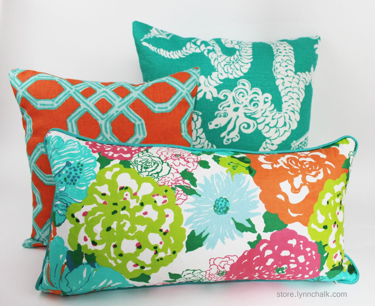 Lilly Pulitzer Pillows Pillows
