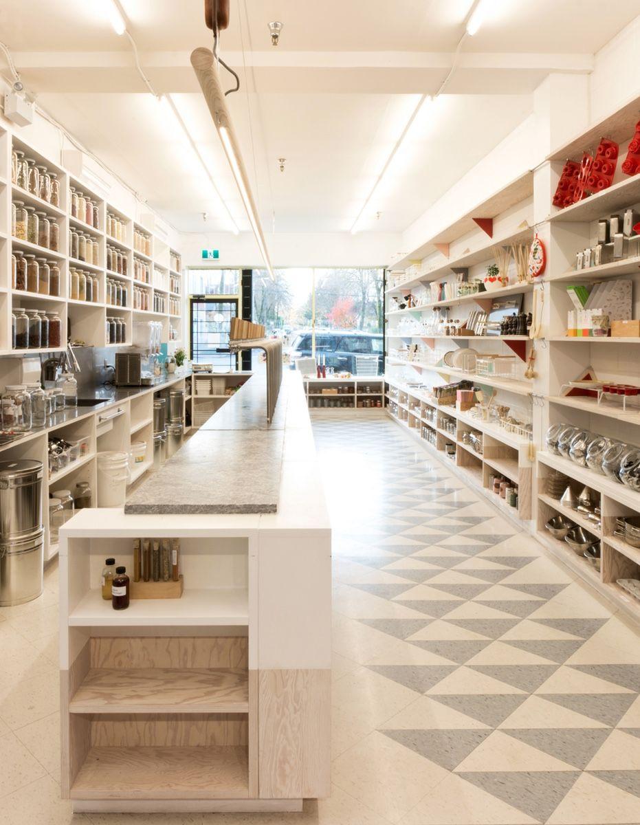 Scott Scott Designs A Zero Waste Store For Vancouver S Kitchen