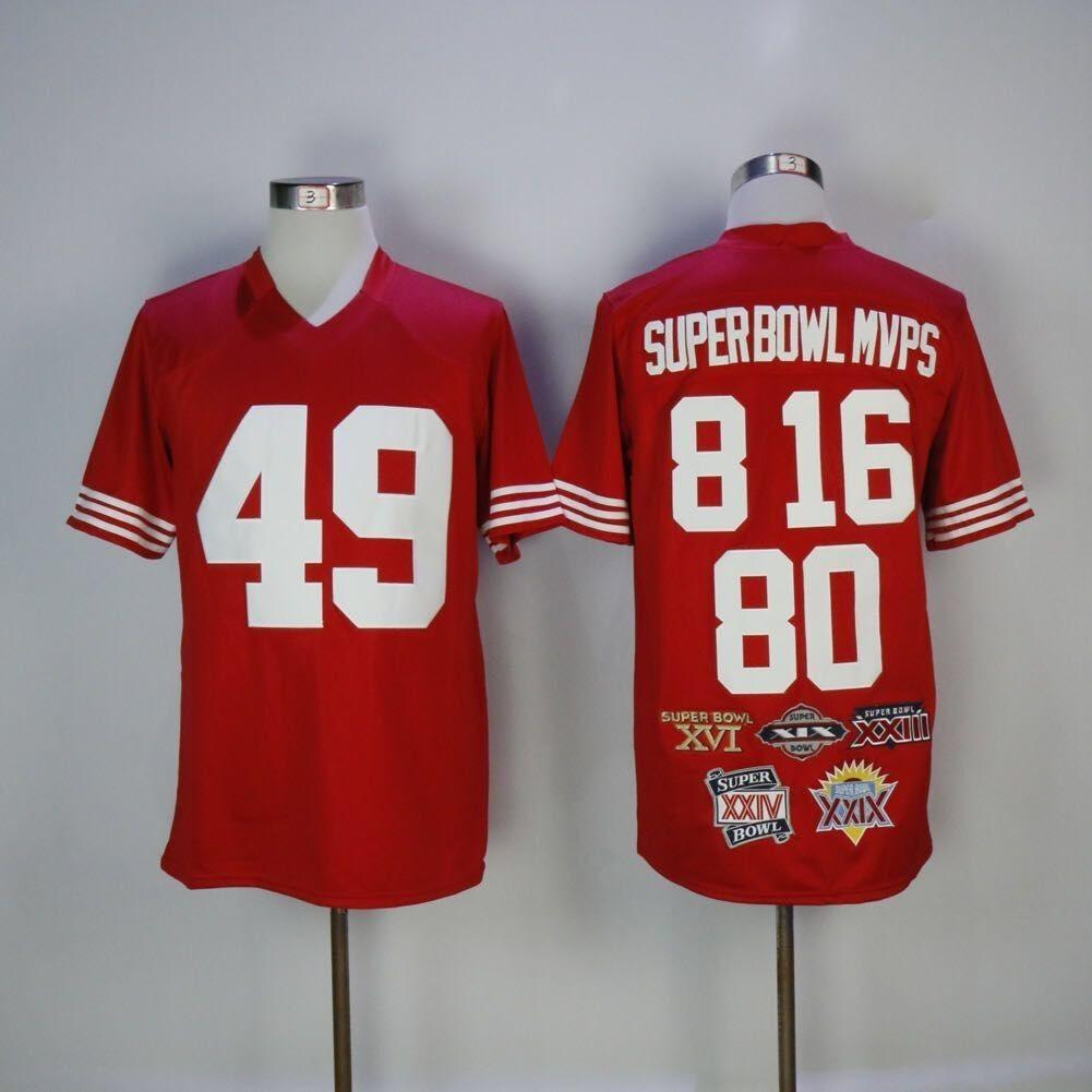 Wettkampftraining Sportuniform T-Shirts schnell trocknend atmungsaktiv Polyester Fitness Mesh Gute /Übereinstimmung Rugby Jersey Bosa 97# 49ers T-Shirts f/ür M/änner