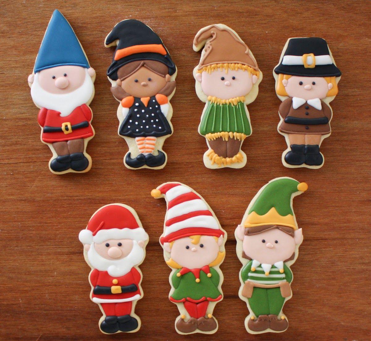 Easy Party Hat Cookies | Klickitat Street