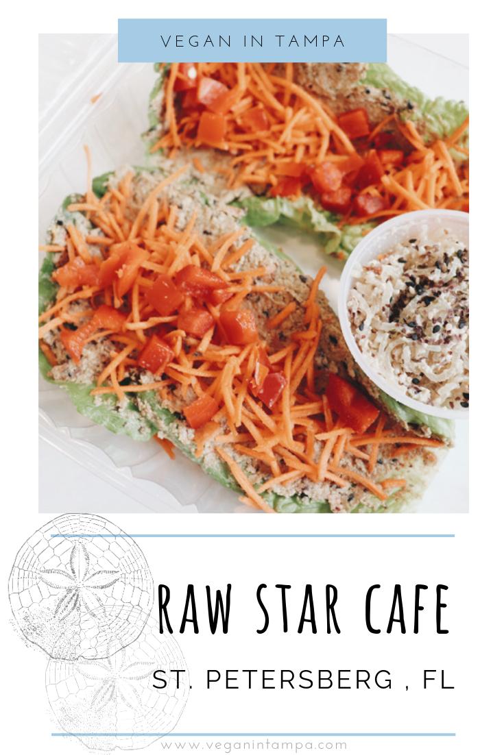 Rawk Star Cafe Clearwater Fl Vegan In Tampa Raw Vegan Recipes Vegan Vegan Restaurants