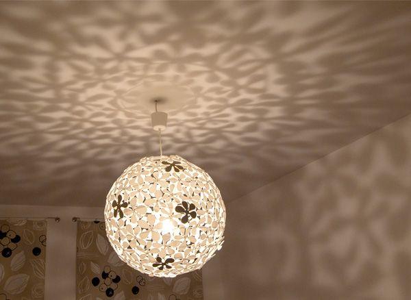 ikea lampen pimpen mit einfachen mitteln unikate schaffen diy. Black Bedroom Furniture Sets. Home Design Ideas