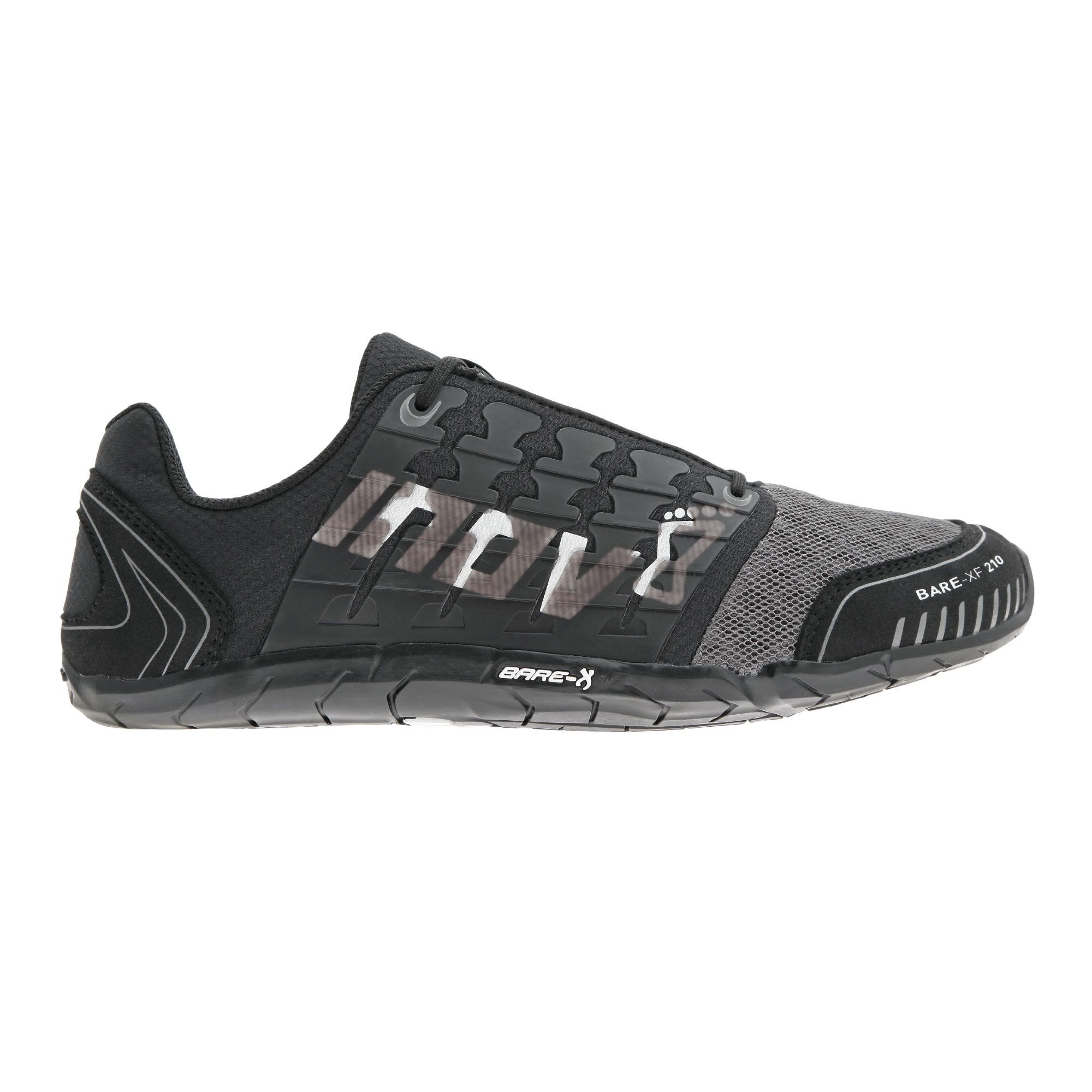 Bare-XF™ 210 Unisex Cross-Training Shoe, Black/Grey/White, M US: Built for  barefoot-feeling fitness, this versatile trainer handles everything from  rope ...