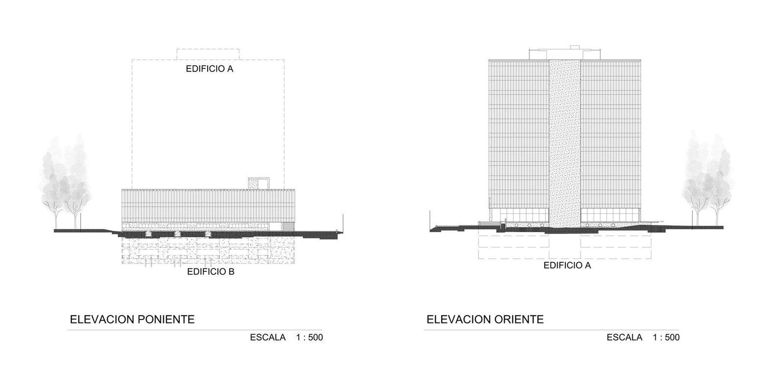 Gallery of Corporative Building Claro Chile / +arquitectos - 21