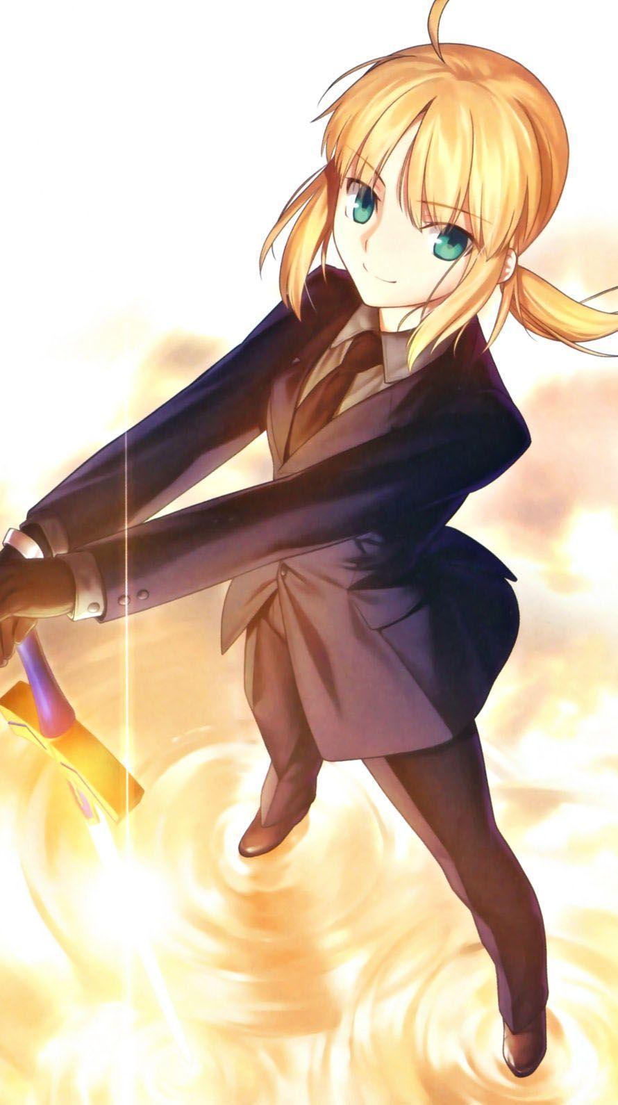 saber Part 22 2TYEEF セイバー saber Fate zero, Fate, Fate