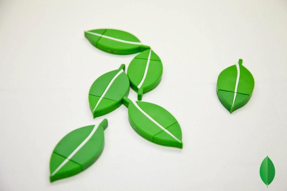 Mongo Leaf USB Keys