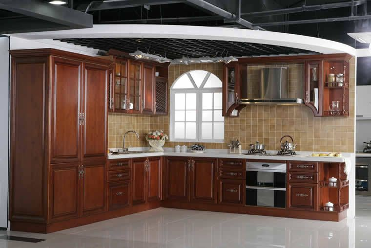 best 20 cherry kitchen cabinets designs ideas with photo gallery rh pinterest com