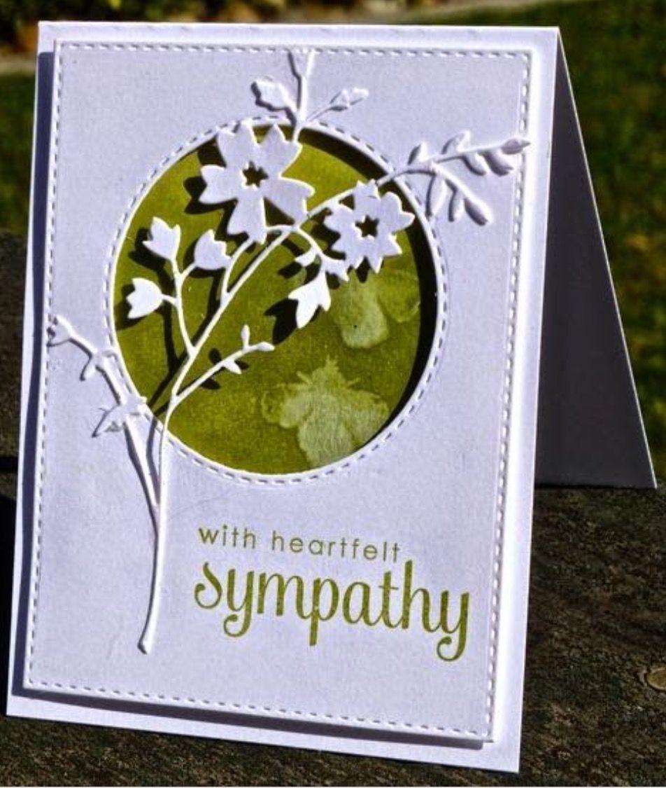 pindarcy adams on card to make  sympathy cards