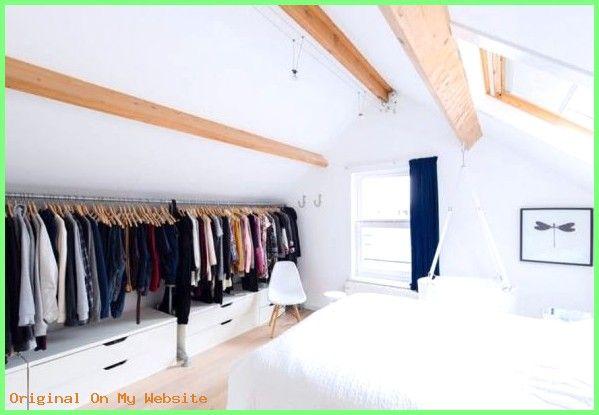 Schlafzimmer Einrichten - Unterm Dach zu wohnen, stellt so ...
