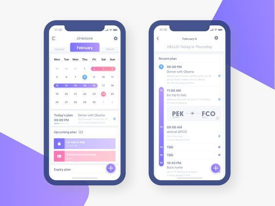 App Design Flat Design App Design Flach App Design Plat