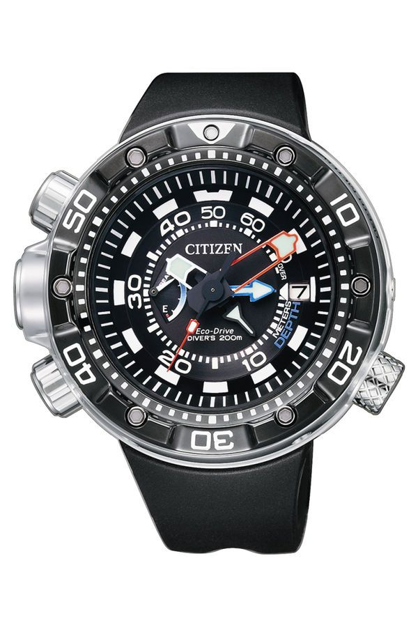 well known hot new products watch Citizen - Promaster Eco-Drive MARINE Expert SSIB WR200M ...