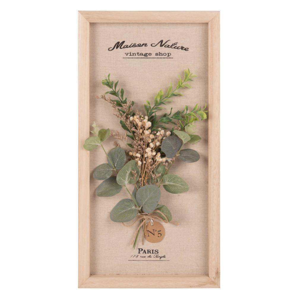 Wanddekoration Artificial plants, Plants, Artwork