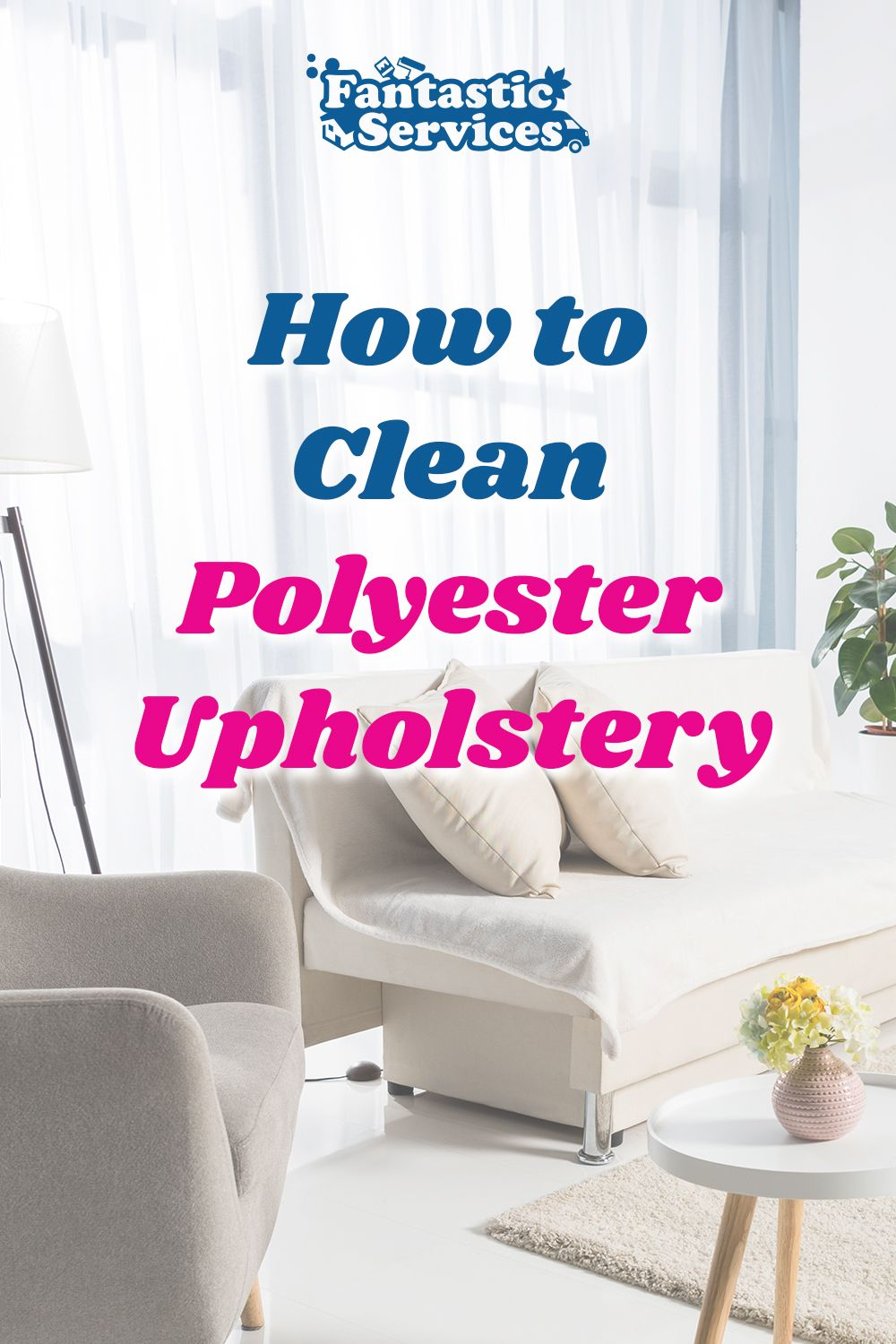 How to Clean Polyester Upholstery Cleaning, Upholstery
