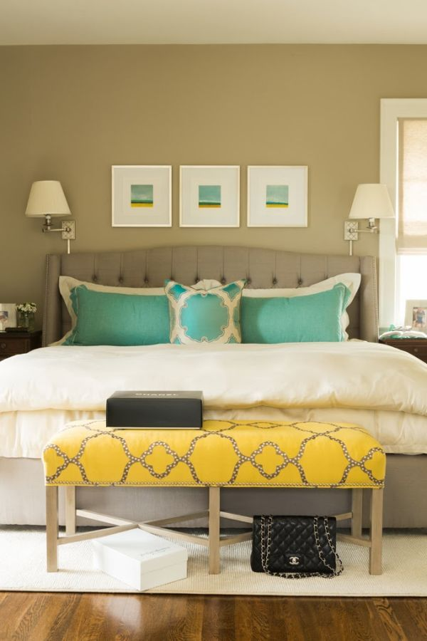 create a soothing atmosphere with a turquoise bedroom d cor rh pinterest com
