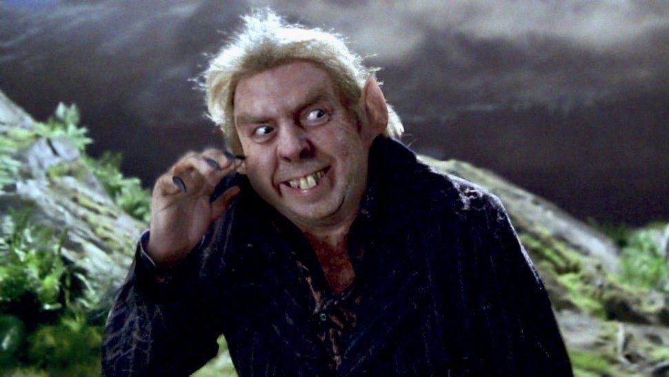 Peter Pettigrew From The Harry Potter Movies Harry Potter Villains Harry Potter Fan Theories Peter Pettigrew