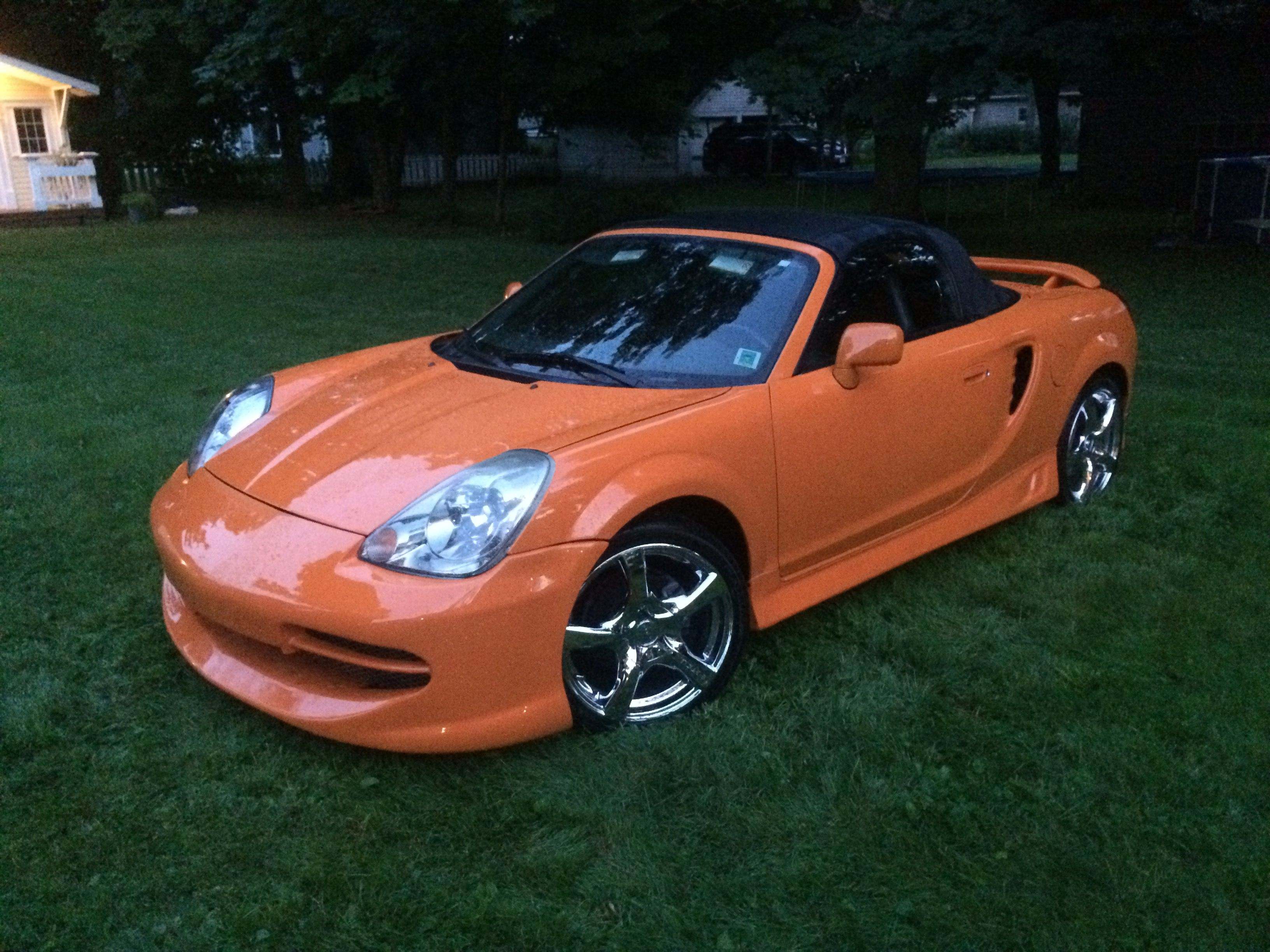 2003 toyota mr2 spyder with body modification international car rh pinterest com au