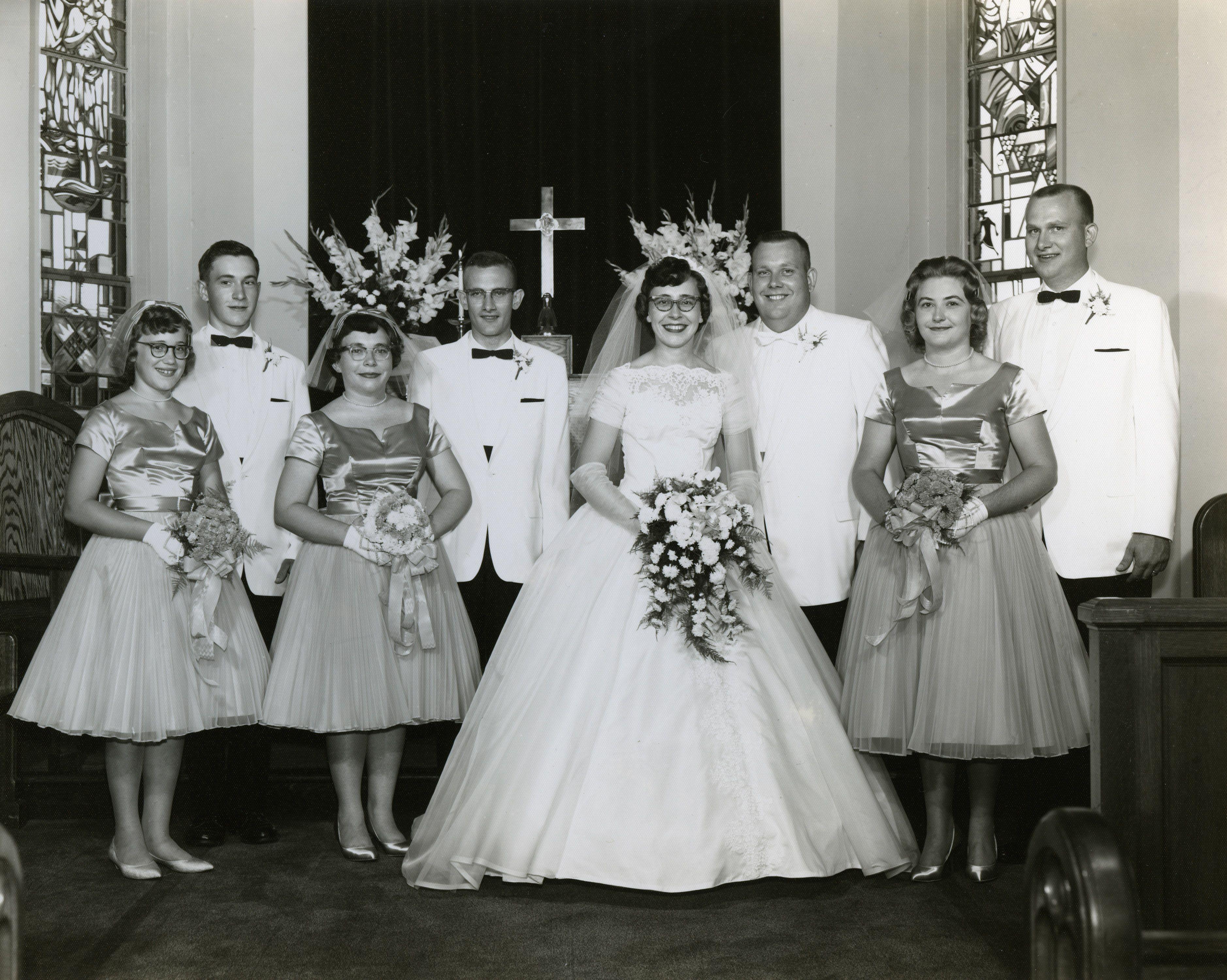 1960 wedding dresses  Pin by Barbara Baxter on Vintage Wedding Dresses  Pinterest