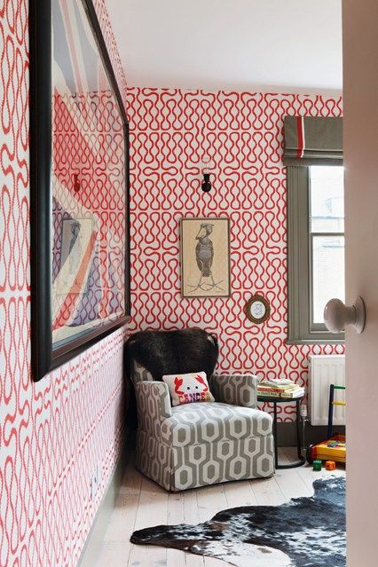 Westwood wallpaper | Interior inspiration, Bedrooms and Interiors