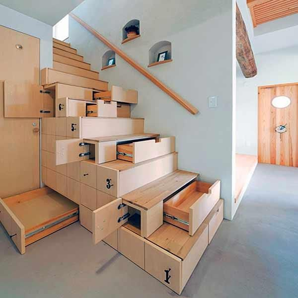 12 muebles para casas peque as aprovecha el espacio trabajo de titulaci n pinterest - Muebles casas pequenas ...