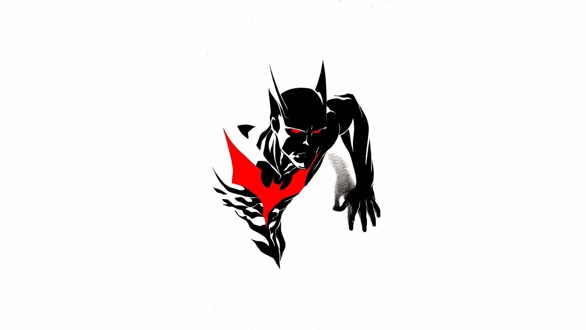 Free desktop pictures batman beyond