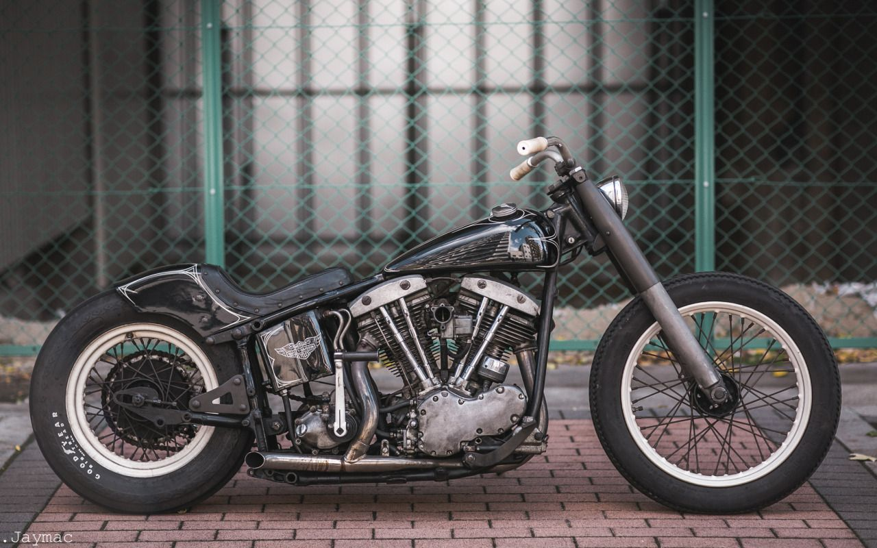 Ace Motorcycle Kobe Japan Harley Bobber Bobber Bikes Bobber Motorcycle [ 800 x 1280 Pixel ]
