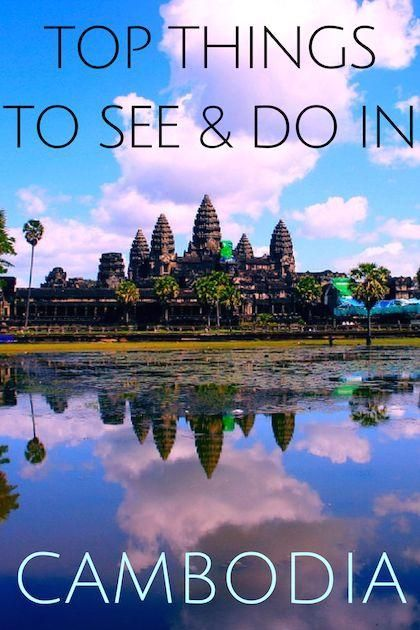 #Cambodia #Cambodia Top things to see and do in Cambodia | Cambodia Travel Guide | What to do in Cambodia  There are so many different sights in Cambodia, it can be difficult to know where to start. Here are the top things to see and do in Cambodia