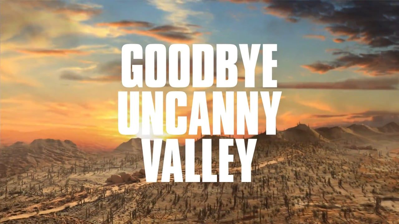 Goodbye Uncanny Valley Computer Graphics The Uncanny Projection Mapping