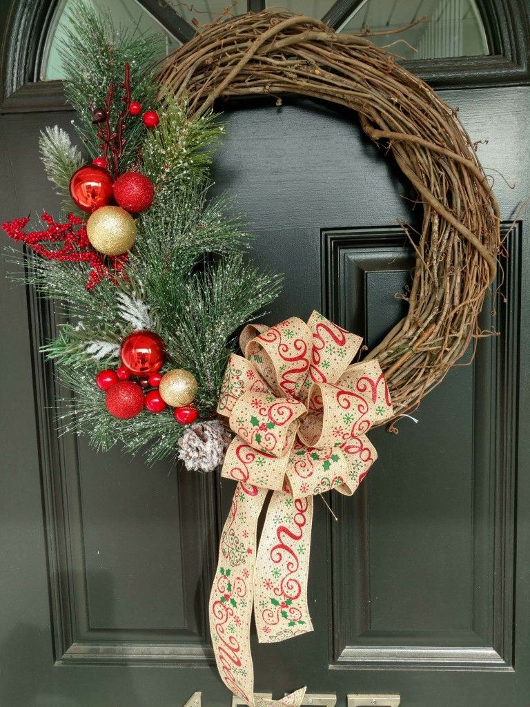 Christmas Winter Wreaths Natal Xmas Navidad Noel