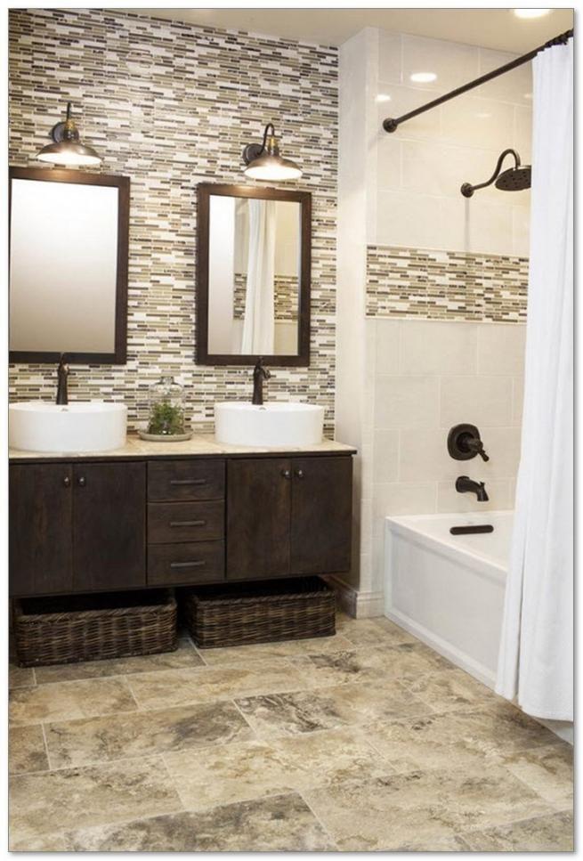 40 Enchanting Urban Farmhouse Master Bathroom Remodel