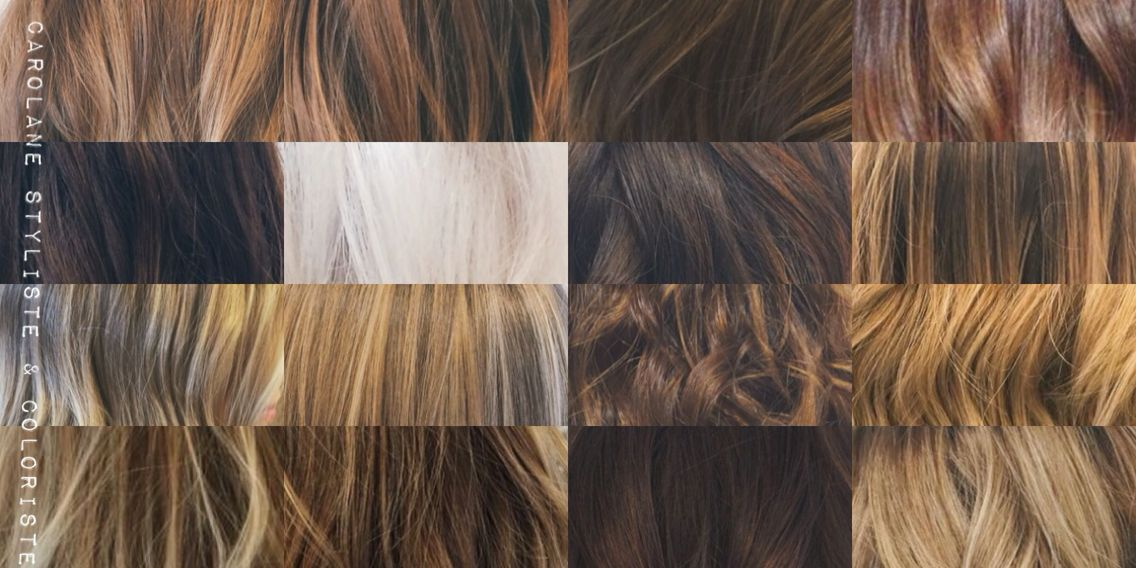Nuance and color made by Carolane styliste & coloriste