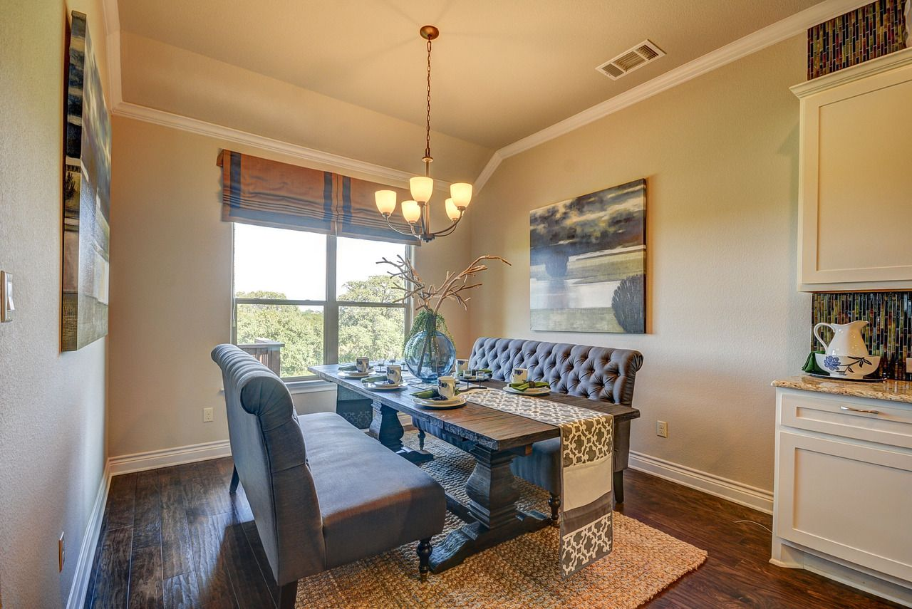 Choose from exciting new home plans in