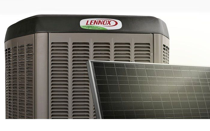 Lennox Solar Powered Air Conditioner Solar Powered Air Conditioner Solar Power Solar