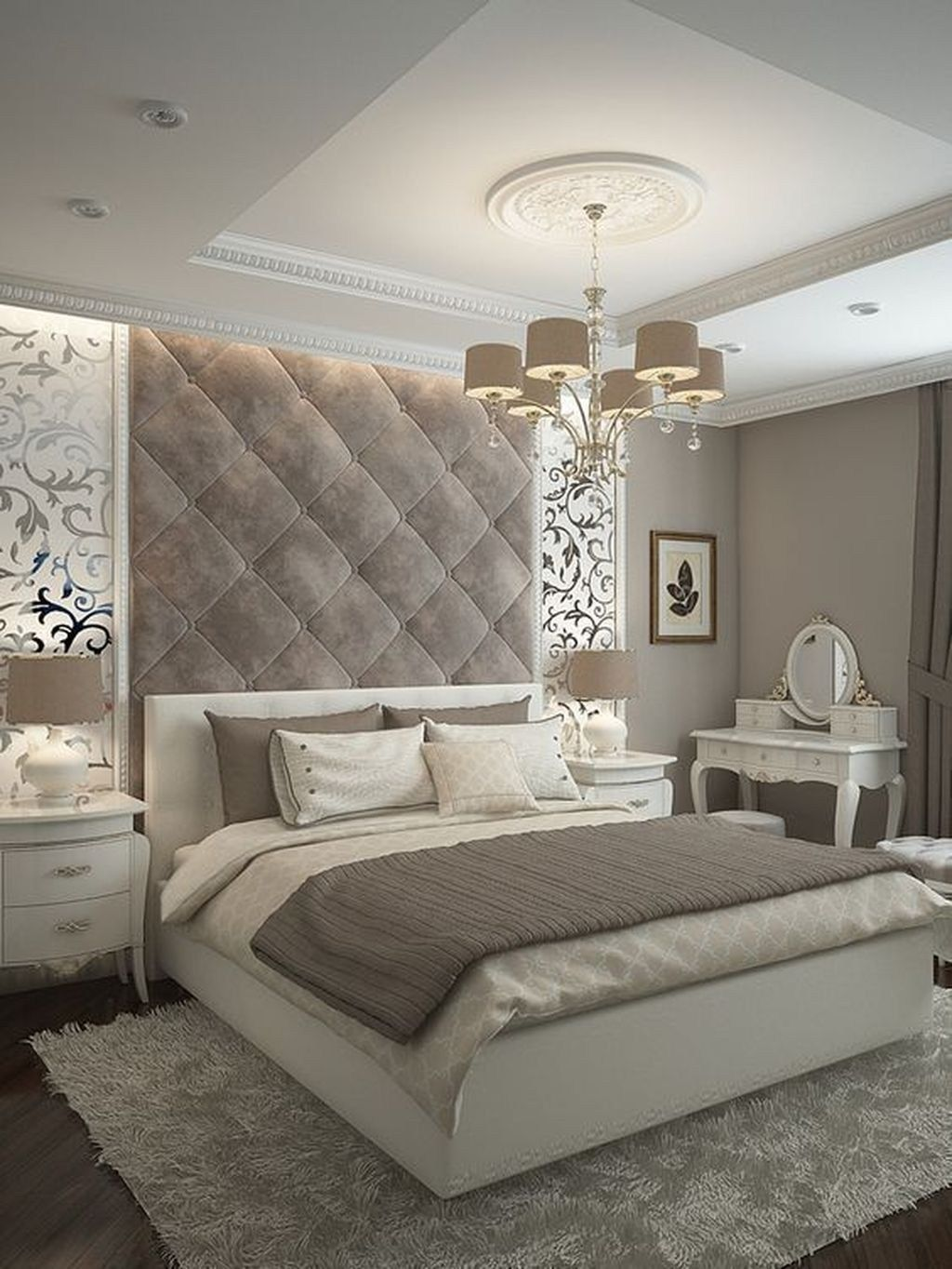 20+ Fancy Bedroom Design Ideas To Get Quality Sleep ...