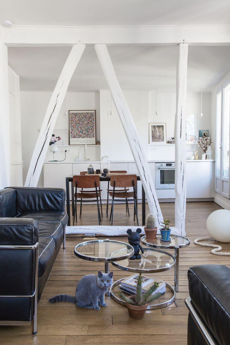 Chez Mathias et Geoffrey MilK decoration