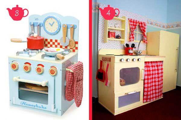 Cocinitas de juguete: 6 buenas ideas para empezar bien la semana ...