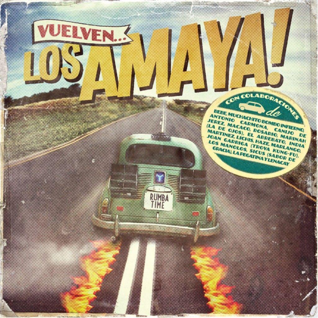 Los Amaya, máximo exponente de la rumba (catalana) flamenca