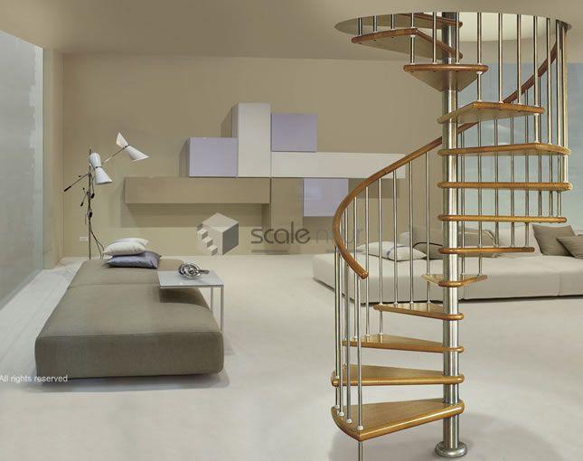 Best Aladin Inox Spiral Stairs By Inox 400 x 300
