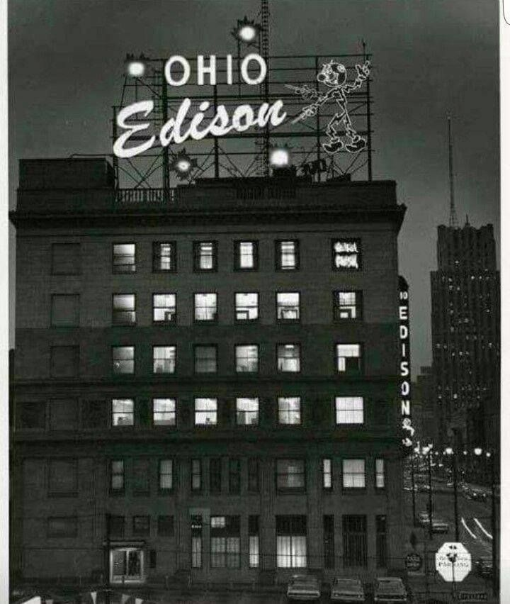 wedding picture locations akron ohio%0A Ohio Edison Building Akron  OH at Market and Main