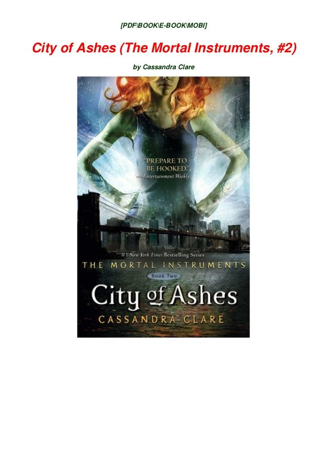 Entertainment   entertainment, download pdf) city of ashes (the.