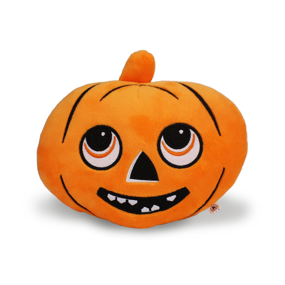 Beistle® Goofy JackOLantern Collectible Plush Creepy
