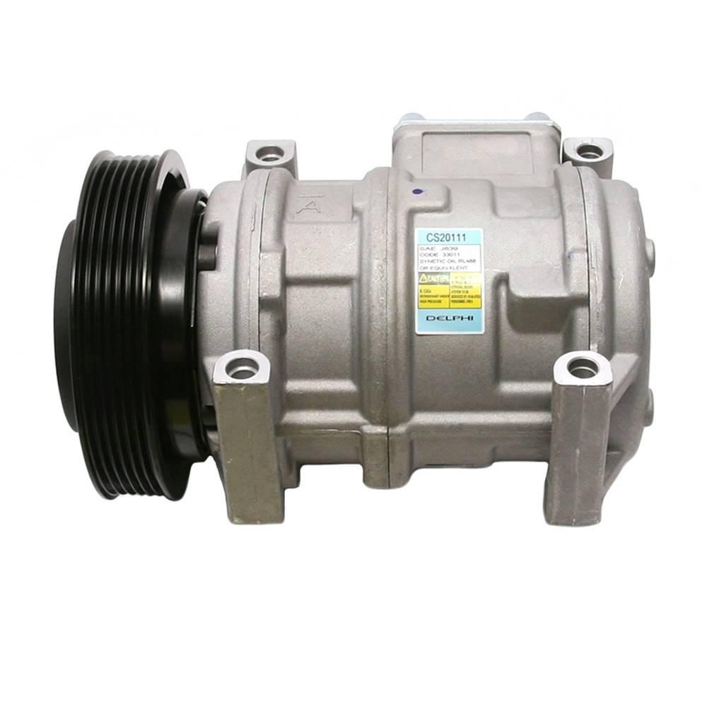 Delphi A C Compressor 1994 1998 Jeep Grand Cherokee 4 0l Cs20111 1998 Jeep Grand Cherokee Toyota Previa Aftermarket Parts