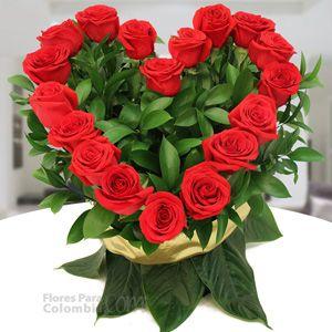 Tuyo Es Mi Corazón Roses Pinterest Flowers Valentine