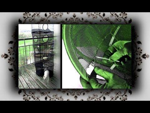 DIY 🙀 Katzen Klettertunnel Kletterturm | handmade Cat Scrambling tube - YouTube