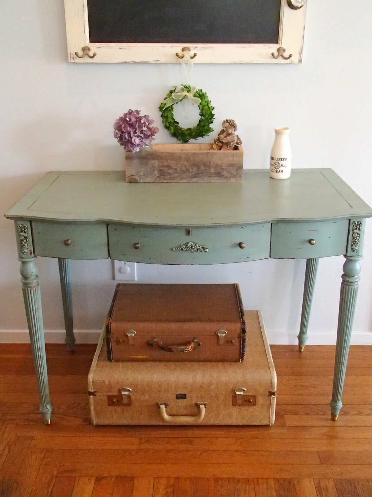 D.D.'s Cottage and Design: French Desk