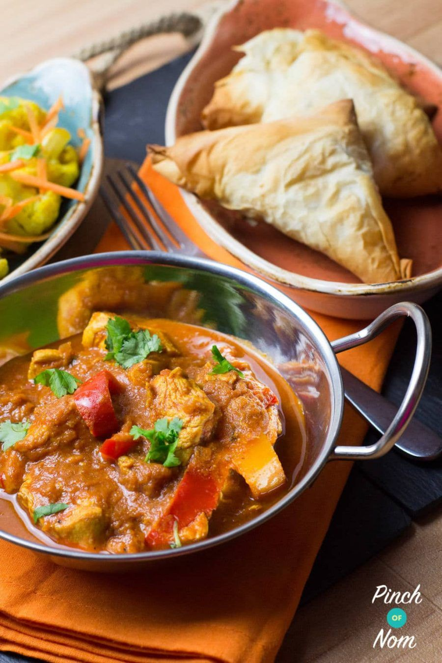 Syn Free Chicken Balti Curry Slimming World Food Recipes