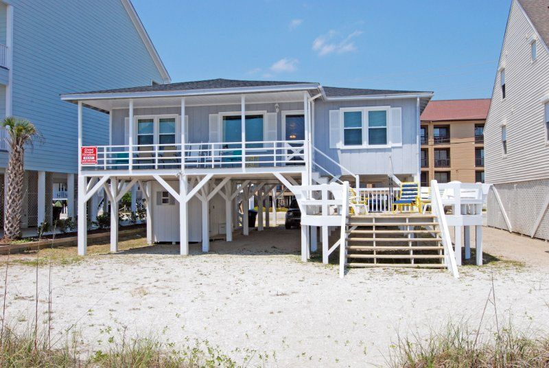 magnificent surf north myrtle beach vacation rentals oceanfront rh pinterest com