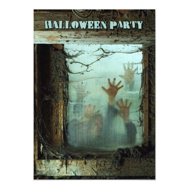 halloween party invitation |  halloween party invitation