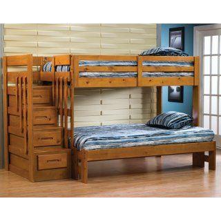 ces astucieux lits simple et double superpos s avec. Black Bedroom Furniture Sets. Home Design Ideas